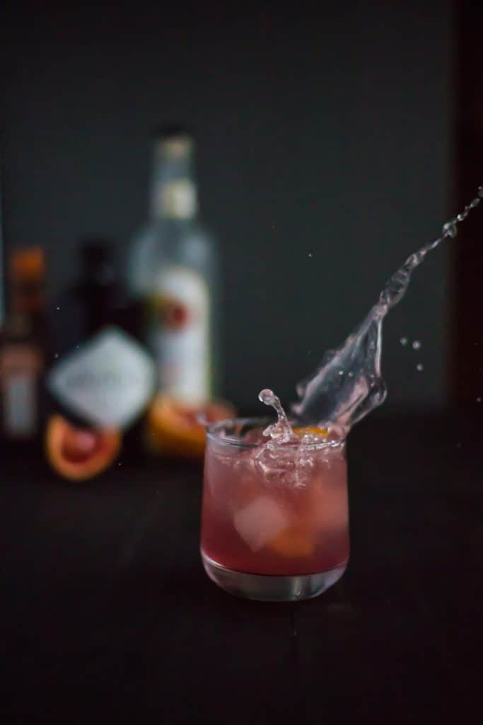 Gin & Juice, 2018 Remix - A Gin and Citrus Cocktail from LimoncelloQuest