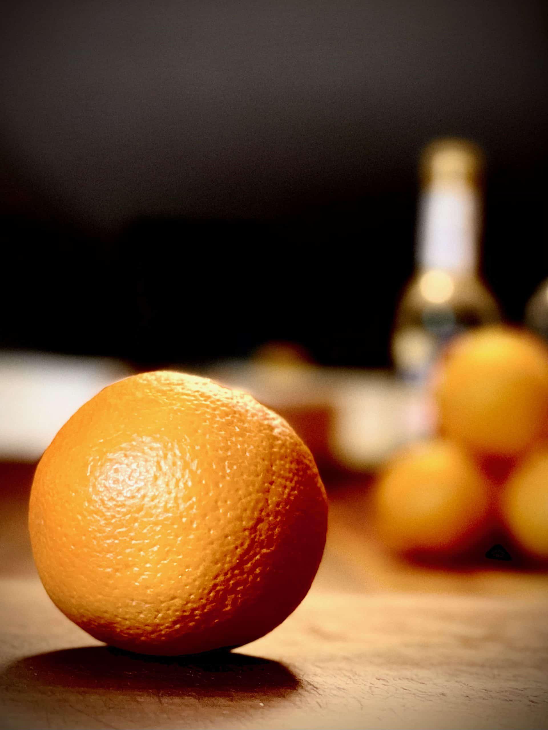 Selecting Oranges